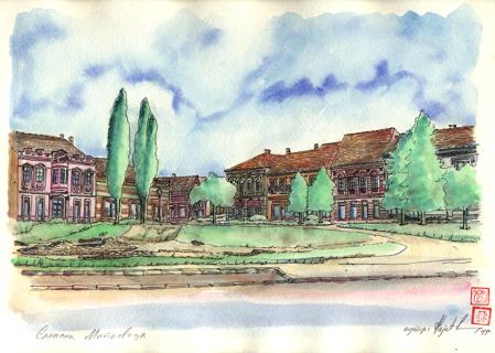 800 Sremska Mitrovica Sirmijum na prugu Zitna pijac (Mobile)